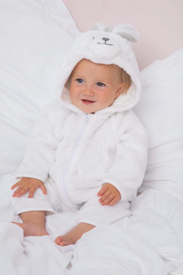pyjama lapin brodé