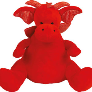 peluche dragon personnalisable