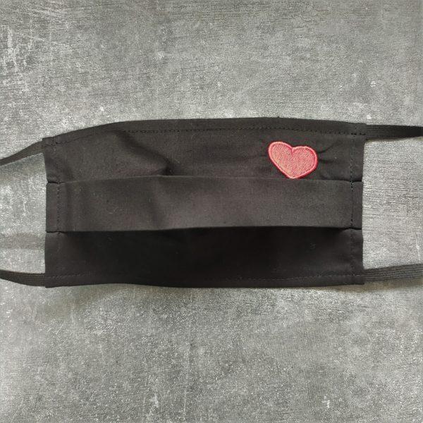 masque saint valentin coeur